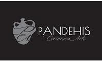 pandehis ceramica arte_bus card